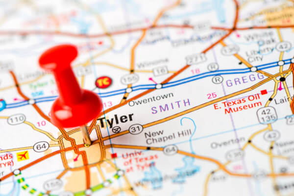 Build on Your Land in Tyler, TX